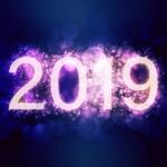 2019年に熱を与える1月6日までのワーク
